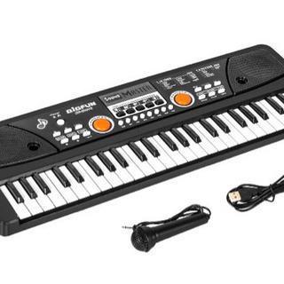 電子キーボード 49鍵盤 多機能 高音質