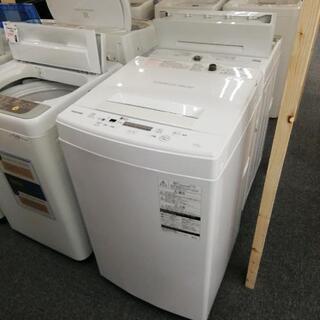 I 13 TOSHIBA 洗濯機 4.5kg AW-45M7(W)