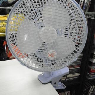 G225 YAMAZEN 山善 小さい扇風機 クリップファン 18cm