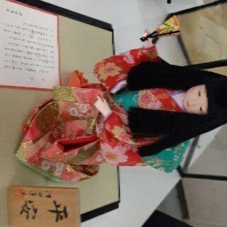 日本人形、無料で差し上げます。三越で購入価格5万円保存状態良好
