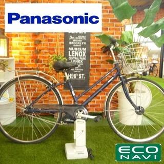 電動自転車 パナソニック 27インチ 新基準 ViVi CX C...