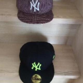 ニューエラ帽子