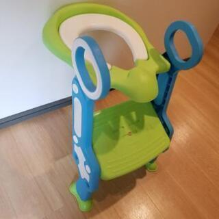 赤ちゃん子供トイレトレーニング 補助便座