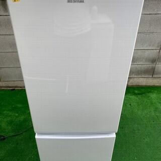 №g9 アイリスオーヤマ ノンフロン冷凍冷蔵庫 156ℓ 2019年製