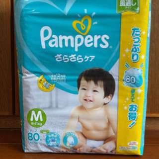 pampers Mテープタイプの画像