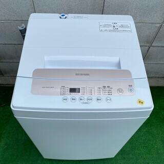 №g10 アイリスオーヤマ 全自動洗濯機 5.0㎏ 2019年製