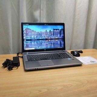 ご購入いただきました。超美品・高性能PC HP ProBook ...