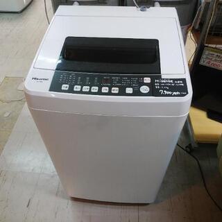 JH00609 洗濯機 ハイセンス 5.5kg 2016年製 H...