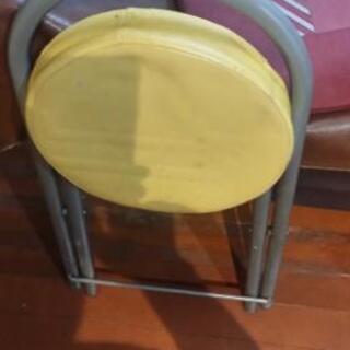 折り畳みパイプ椅子 no2