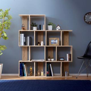 本棚 書棚 ディスプレイラック オープルラック 3段 4段 セット