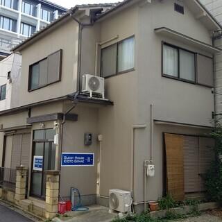 京都駅3分。(^^♪民泊物件をこの期間はウィークリー・マンスリー...