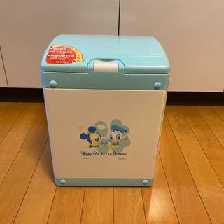 ミッキーのかわいいオムツ用ゴミ箱