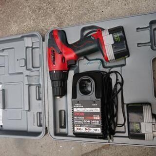 充電式ドライバドリル - 知多市