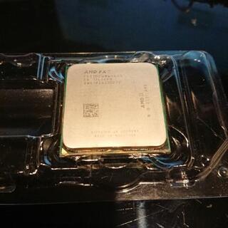 AMD FX-6100 6コア CPU 動作確認済