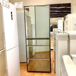 555Lの大容量!! 『HITACHI 6ドア冷蔵庫』が入荷しました!