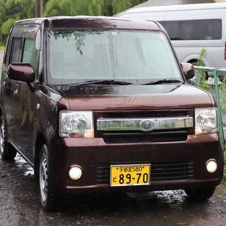 ✳️ムーブコンテ5ドアG NAVI‼️コミコミ18.5万円‼️