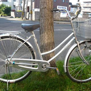 札幌 26インチ 自転車 ママチャリ シティサイクル カゴ・荷台...