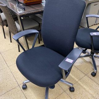 イトーキ オフィスチェア ブロスシリーズ ハイバック 肘付き 椅...