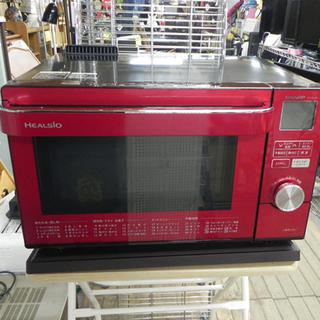 シャープ ヘルシオ ウォーターオーブンレンジ AX-CA1-R ...
