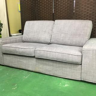 SG0465  IKEA2人掛けソファー 美品
