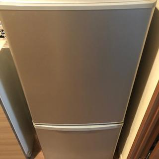 パナソニック 冷蔵庫(138L)
