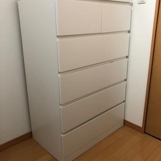【受渡し確定】IKEA イケア タンス MALM チェスト 衣装...