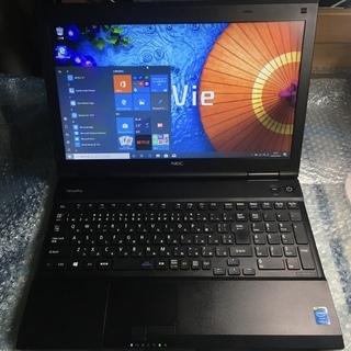 NEC改120 Core i5 SSD Win10Pro 特6