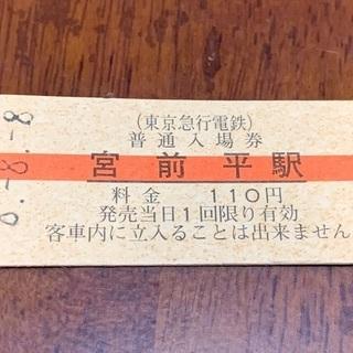 8.8.8 ゾロ目きっぷ