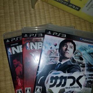 PS3 ディスク3枚