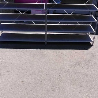 靴置き 下駄箱 棚 整理 片付け 荷物置き 収納 大型