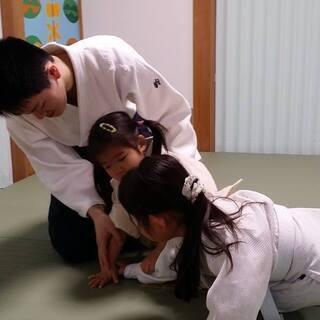 合気道龍葵稲毛海岸教室会員募集中!(稲毛海岸合気道・千葉市合気道)