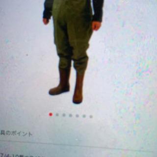 レッドリバー胴長長靴②
