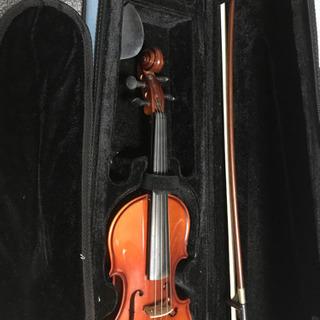 バイオリン★決まりました