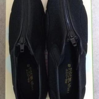 《新品》整形靴 補高靴 矯正靴 脚長差 装具 23.5cm