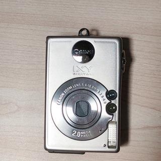 キャノン Canon デジタルカメラ ixy ジャンク❗️