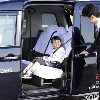 世田谷区のタクシードライバー/平均年収552万円!/充実の研修で...
