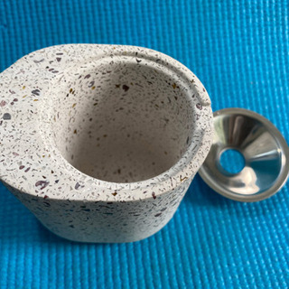テラゾー灰皿