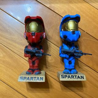 SPARTAN フィギュア セット