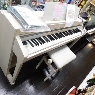 kawai  河合 電子ピアノ CA67A プレミアムホワイト ...