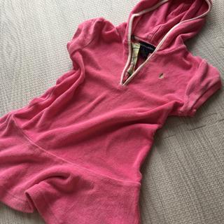ピンクが最高‼️ラルフローレン ラルフローレン タオル ワンピース