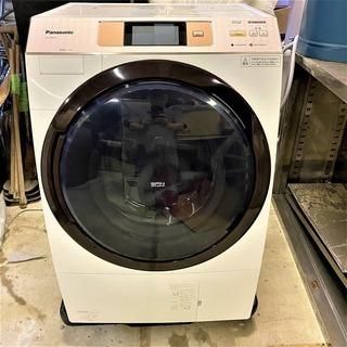 【恵那・ひまつぶし堂】Panasonic ドラム式電気洗濯乾燥機...