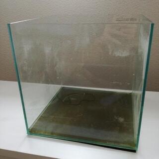 【完売】【セット条件付】レグラスフラット 30cmキューブ水槽+...