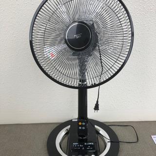 DCリビング扇風機 リモコン付き 2018年8月購入