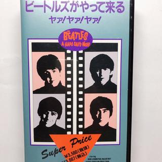 ビートルズ ヤァヤァヤァ!VHSビデオ‼️
