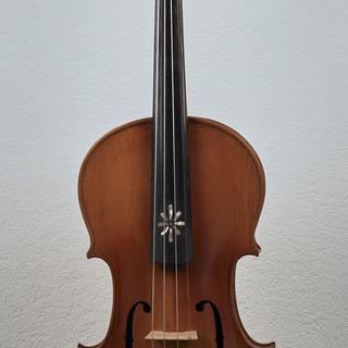 戦前の4/4バイオリン(イギリス製?)アゴアテには『栄光』『名誉...