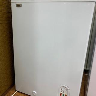 食料品のまとめ買いに最適!!Haierの1ドア冷凍庫です!