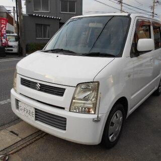 平成17年式 スズキ ワゴンR FX 福祉車両 助手席回転シート...