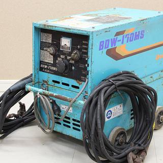 デンヨー バッテリーウェルダー BDW-170MS 溶接機 引取...