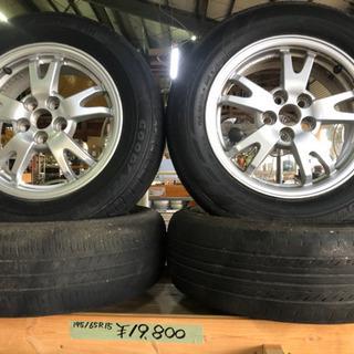 タイヤ 4本セット ホイール付き
