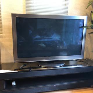 46型パナソニックテレビ